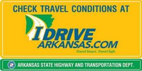 IDrive Arkansas logo