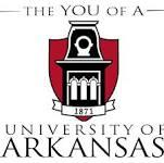 Logo for University of Arkansas