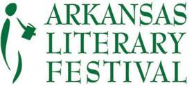 arkansas literary festival logo