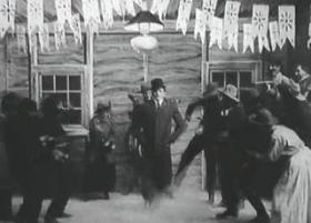 Broncho Billy Anderson in the Great Train Robbery