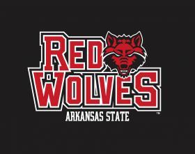 ASU Redwolves Logo