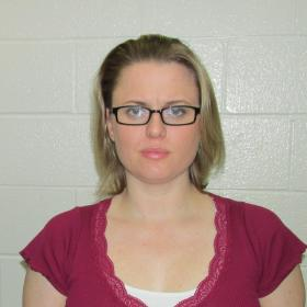 Mug shot of Andrea Davis