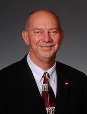 Rep. Bruce Cozart (R, Hot Springs)