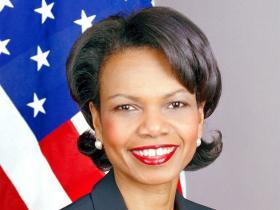 Condoleezza Rice in 2005.