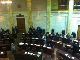 Arkansas Legislature House Floor