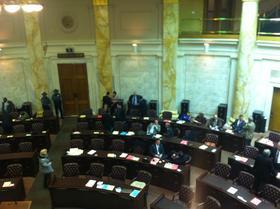 Arkansas Legislature House Floor
