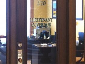 Lieutenant Governor Door