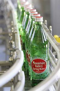 Mountain Valley Spring Water Assembly Line