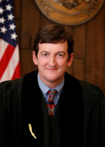 Circuit Judge Mike Maggio