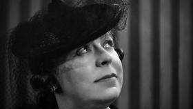 Dame Eva Turner, the bouncing Tosca.