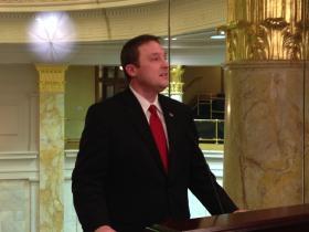 Speaker-designate Jeremy Gillam (R-Judsonia)