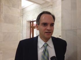 State Senator David Johnson (D-Little Rock)