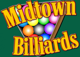 Logo for Midtown Billiards