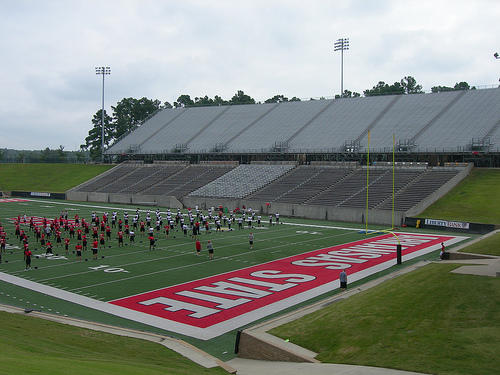 Arkansas State University's Liberty Stadium