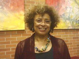 Angela Davis at UALR