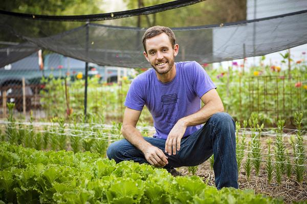 Little Rock Urban Farming