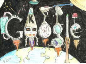 Kouadio Kondo's artwork