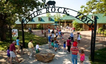 Little Rock Zoo Playground