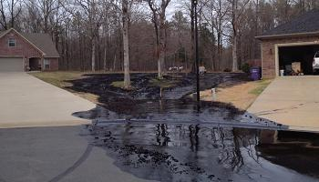 Mayflower Oil Spill