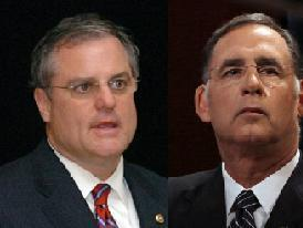 Mark Pryor and John Boozman