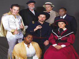 Southern Cross cast