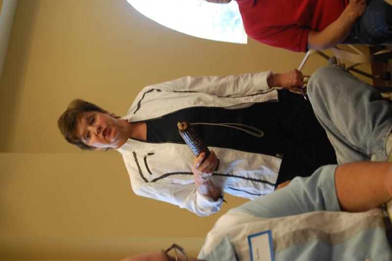 Former State Rep. Linda Tyler (D)