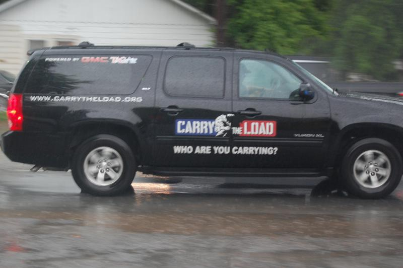 Carry the Load Vehicle