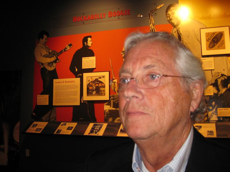 Joe Griffith talks about investment in Phillips County and the Sonny Boy Blues Society.