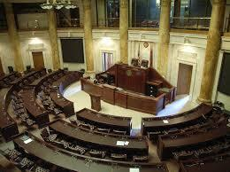 House Chamber of Arkansas General Assembly