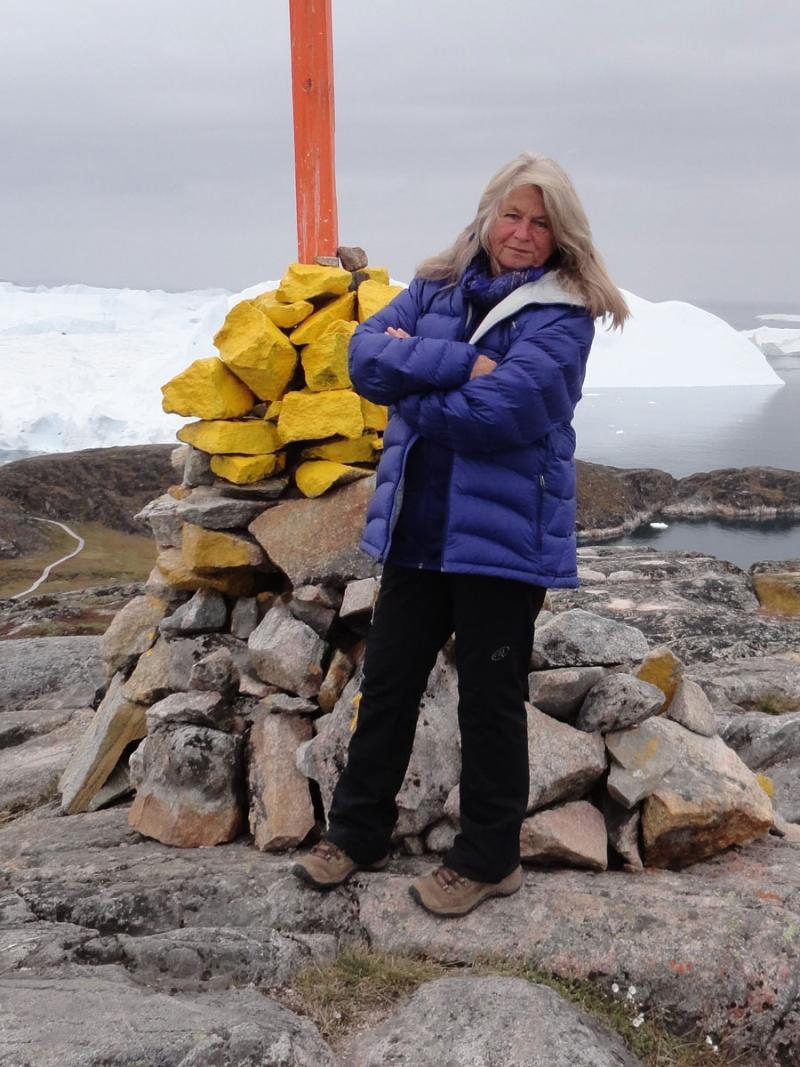 Gretel Ehrlich in Greenland