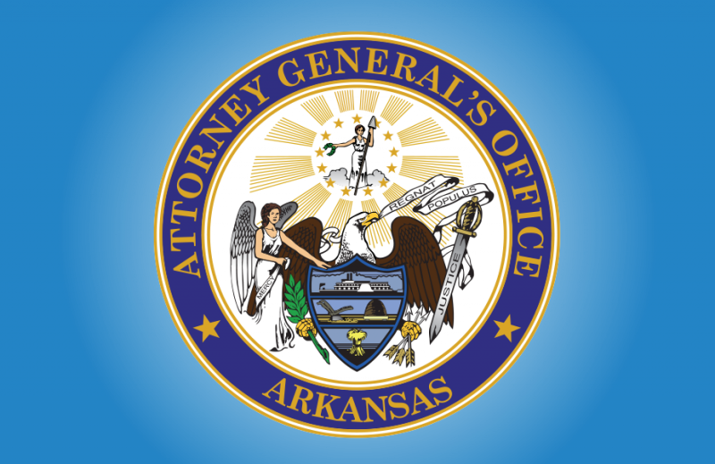 Seal of the Arkansas Attorney General