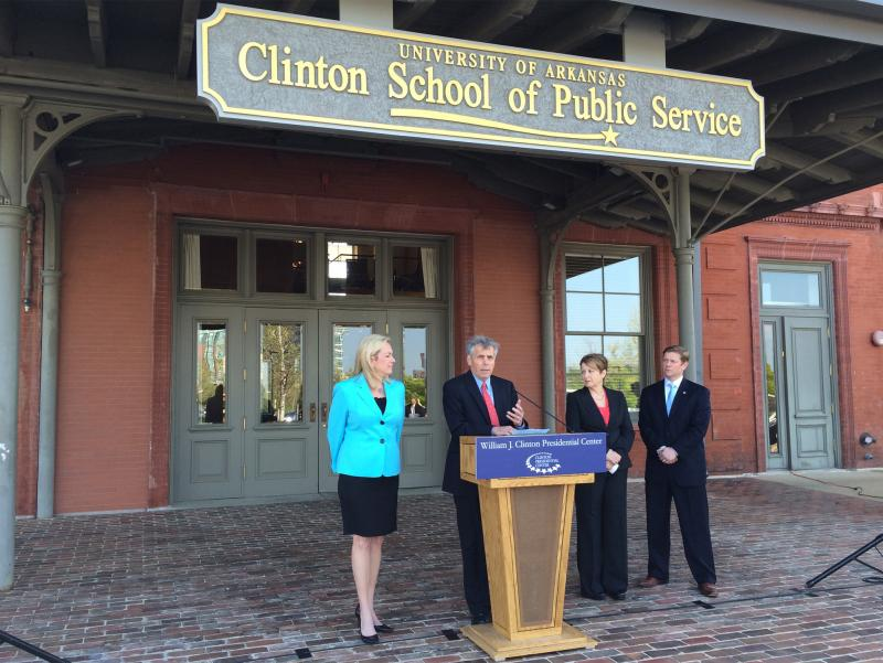 Clinton Foundation Clinton School of Public Service