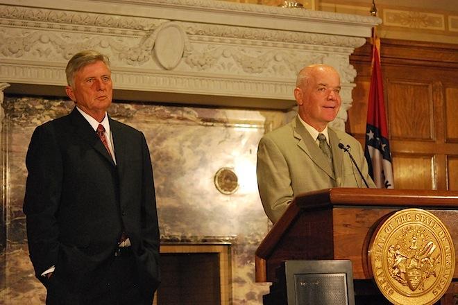 Arkansas Treasurer Charles Robinson