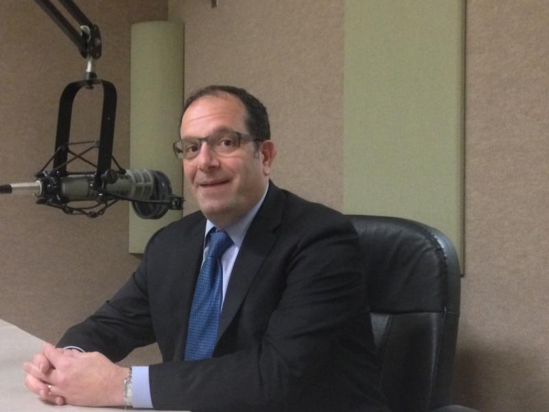 Rabbi Barry Block at KUAR