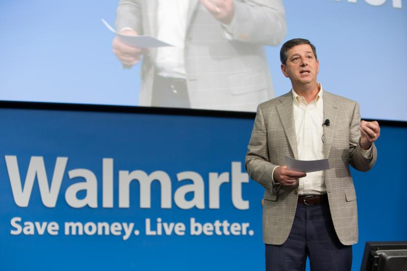 Walmart Bill Simon