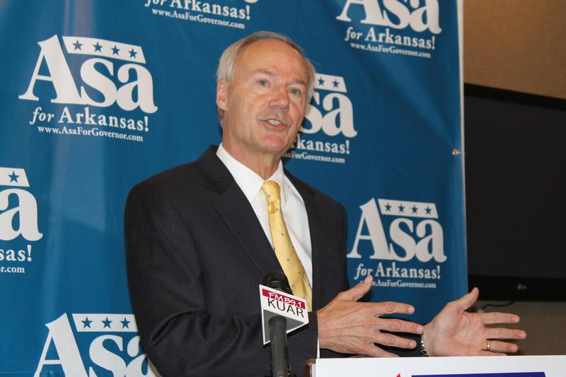 Asa Hutchinson