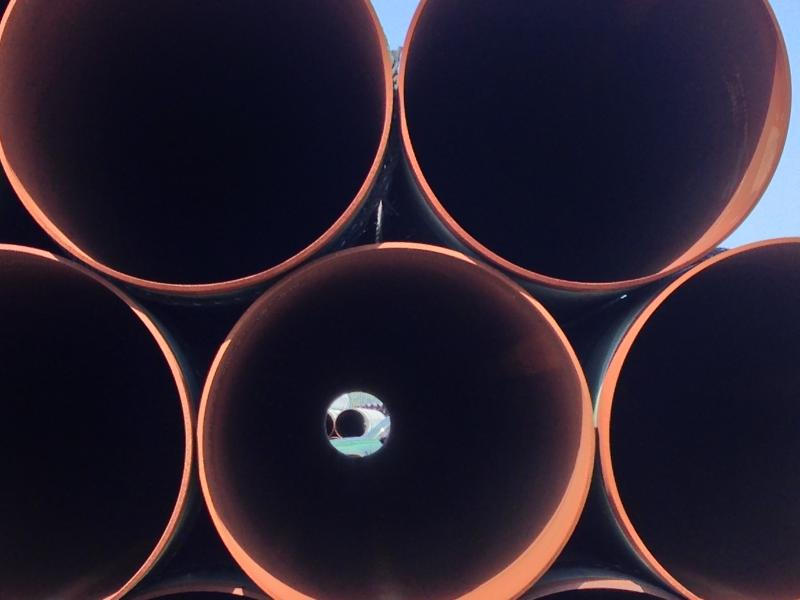 Pipe Intended For Keystone XL In Little Rock