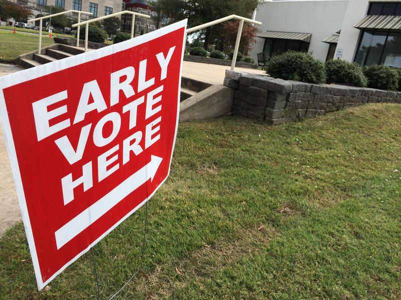 Election early vote