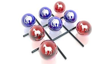 Politics Elephants Donkeys