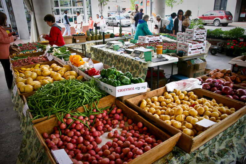 Little Rock Farmers Market