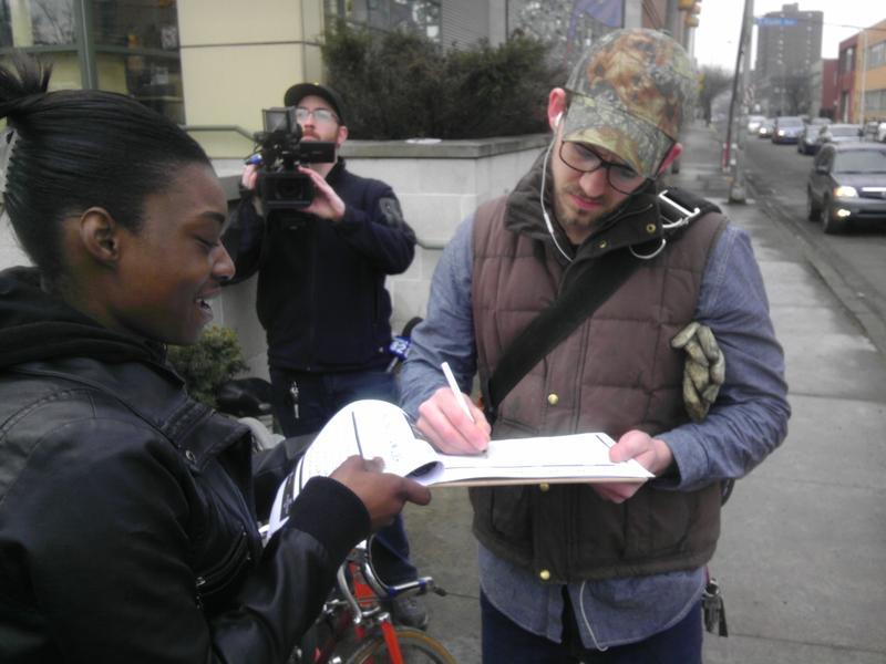petition signatures signature gathering