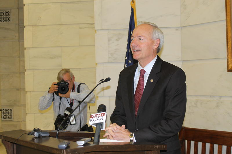 Governor Asa Hutchinson Gov