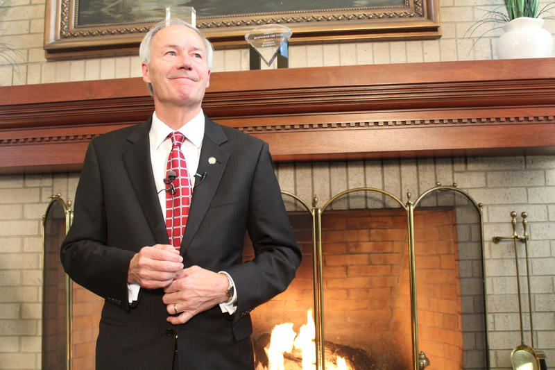 Arkansas Governor Asa Hutchinson (R)