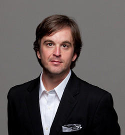 Geoffrey Robson, Associate Conductor of the Arkansas Symphony Orchestra