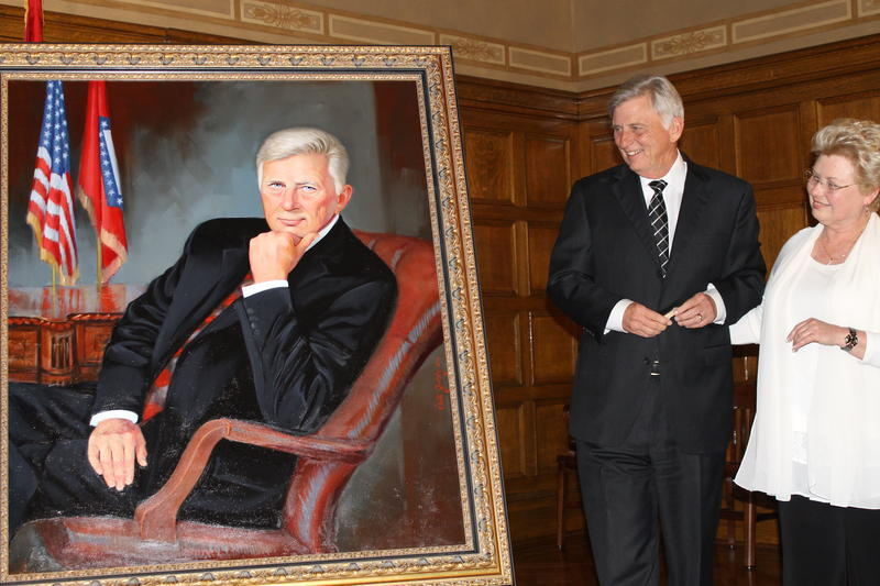 Governor Mike Beebe Portrait