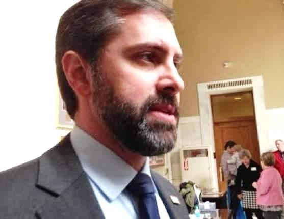 State Rep. Greg Leding (D-Fayetteville)