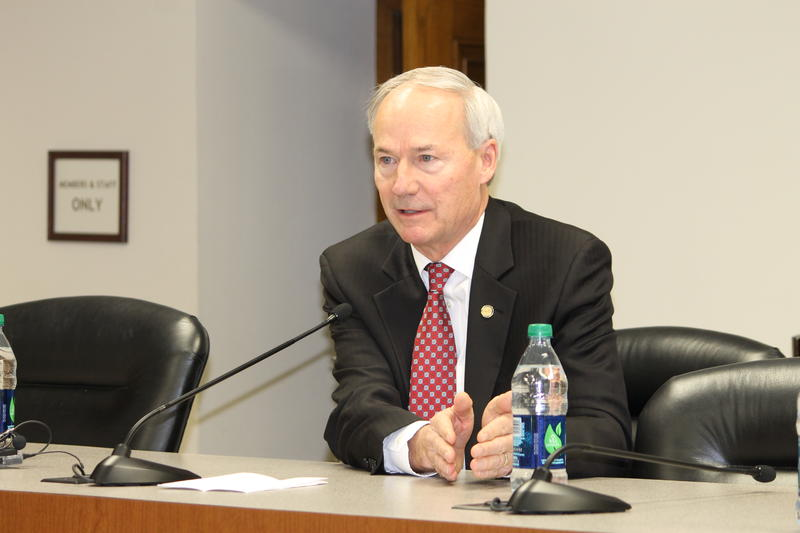 Asa Hutchinson governor