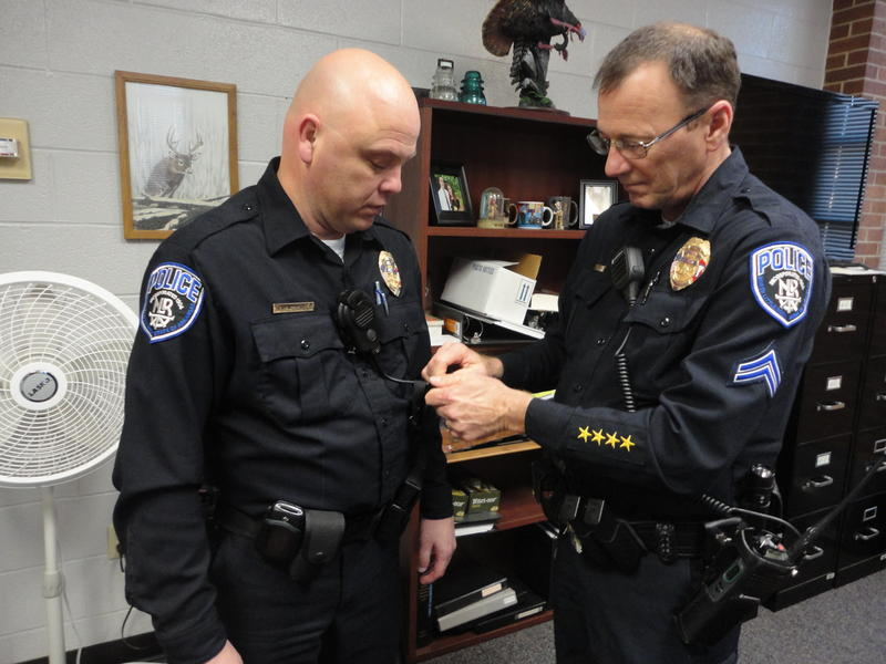 police body cameras north little rock