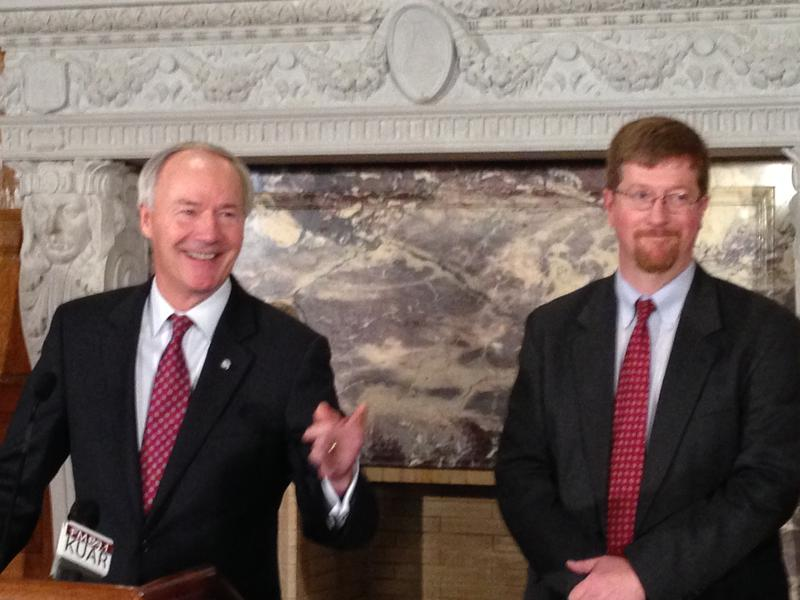 Johnny Key Asa Hutchinson