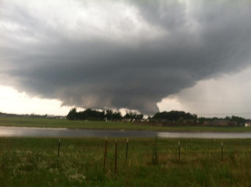 Pottsville tornado